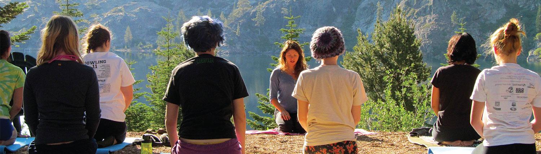 friendship club girls yoga