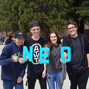 neo at nevada union high school