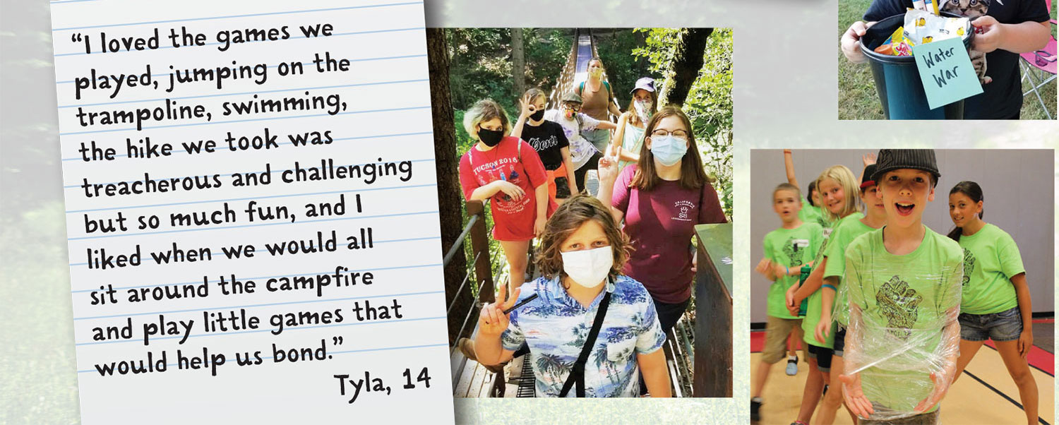 summer camp quote
