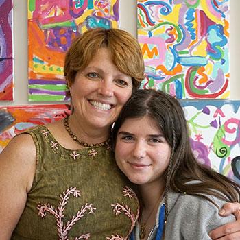 julie and mya